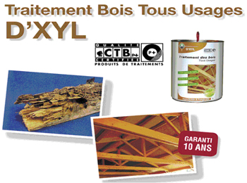 Aix en provence cabries calas vitrolles traitements - Traitement hydrofuge bois ...